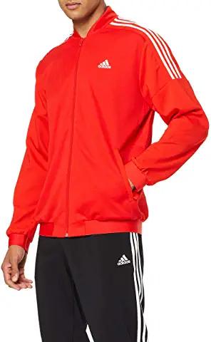 Adidas SID Bomber Wvn Sweatshirt, Hombre Talla S