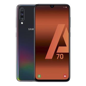 Samsung Galaxy A70 6,7'' 6GB RAM y 128GB Negro