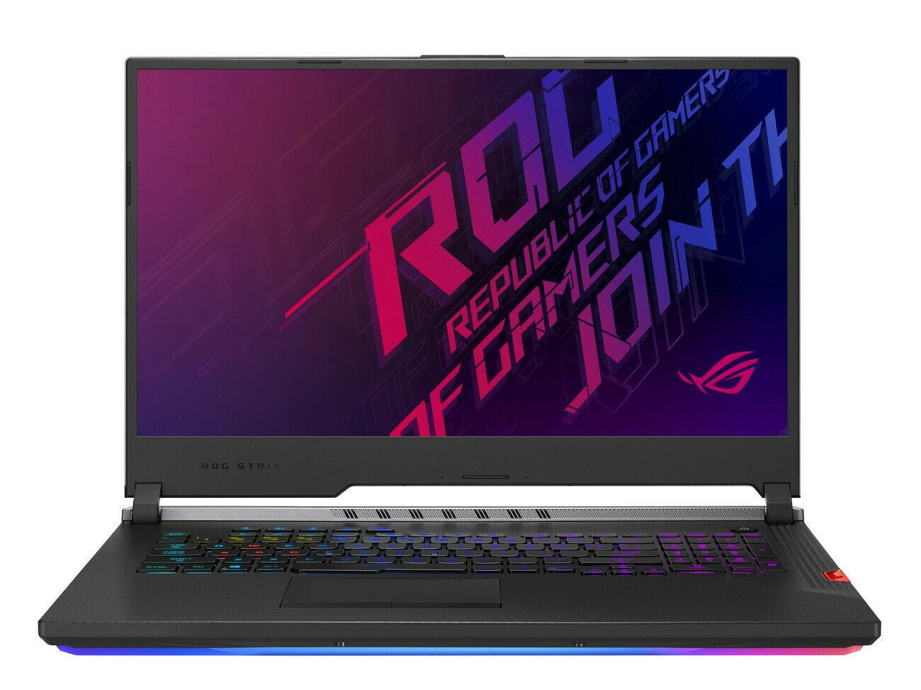"""Asus Rog Strix 17.3"""" GTX1650 SSD solo 799€"""