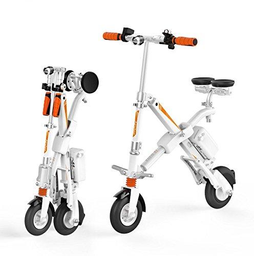 Run & Roll Bike X Bicicleta eléctrica Plegable
