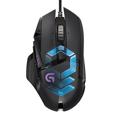 Logitech G502 ratón gaming solo 44.9€