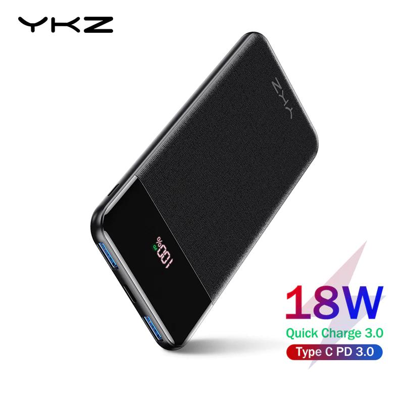 Power Bank YKZ QC 3,0 10000mAh