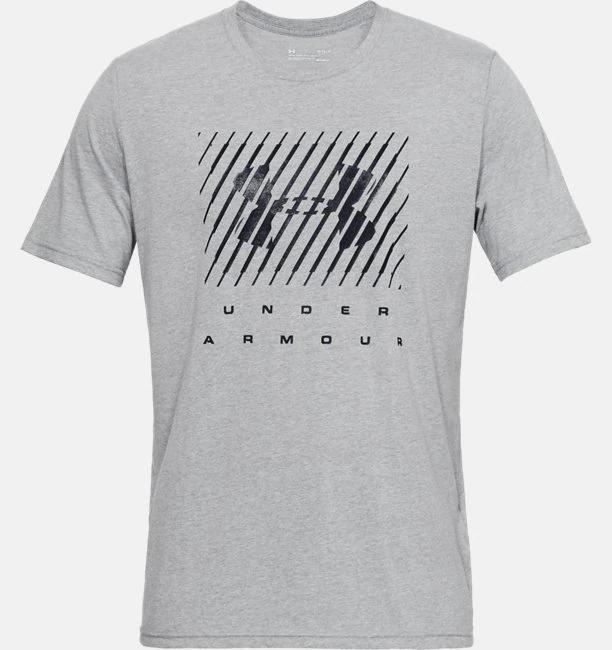 Camiseta de manga corta UA Branded Big Logo para hombre Tallas S, M y XL