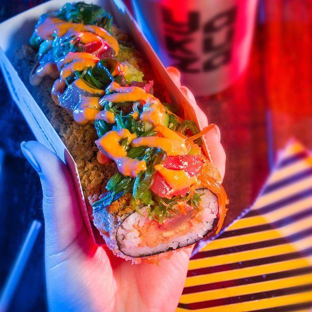 [UBER EATS] Envío GRATIS Sushi Yakuza