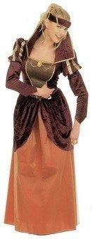 Disfraz Reina Medieval Talla XL (Quedan 3)