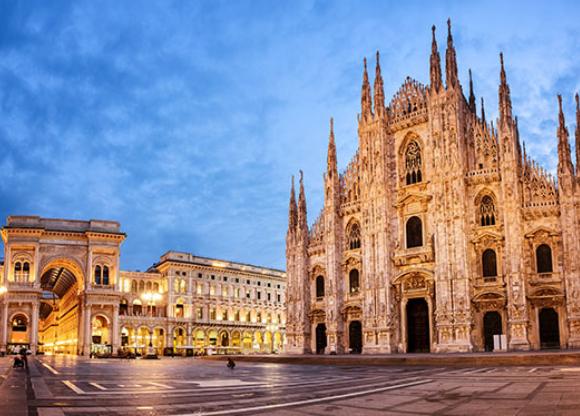 OCT/NOV Vuelos a Milán desde 20€