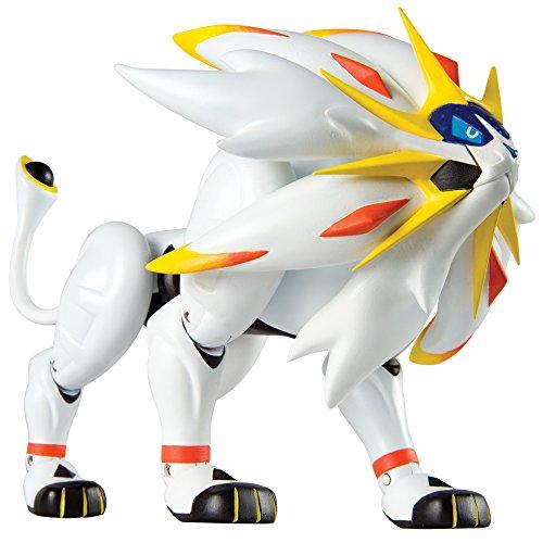 Figura Solgaleo 20 cm, Pokemon, TOMY
