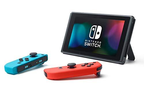 Nintendo Switch - Consola Azul Neón / Rojo Neón + Bono 35€ eShop