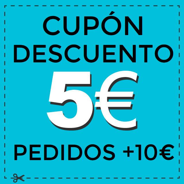 Cupón 5€ para Orion91 en pedidos +10€