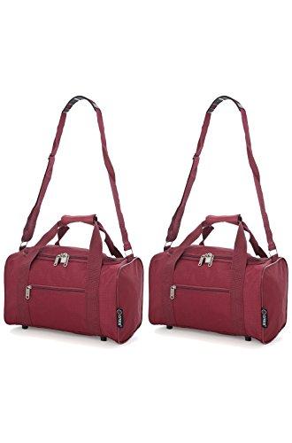 Set de dos bolsas de viaje por solo 16.99€