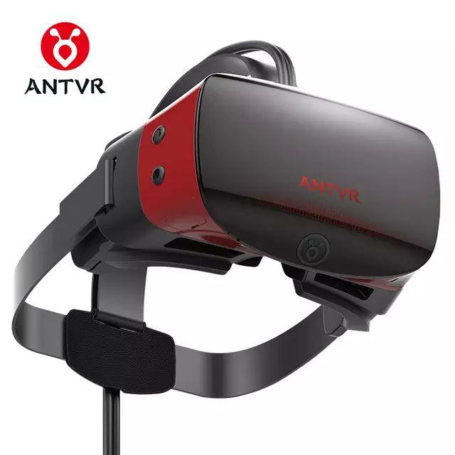 Realidad virtual Antvr al precio de un monitor regulero.