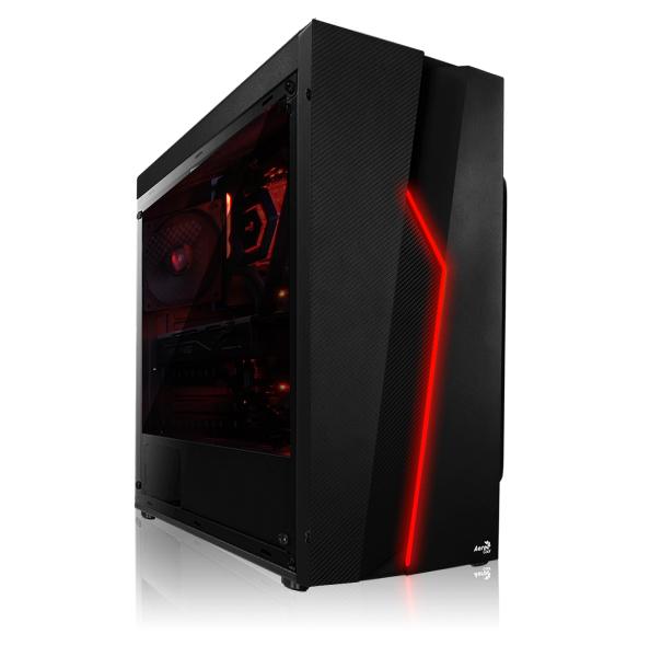 PC Sobremesa Ryzen 5 RX590 solo 493€