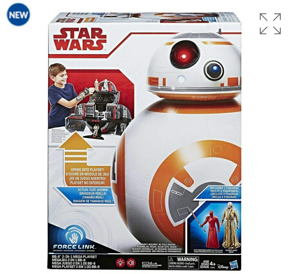 Star Wars 8 Flagship, Set De 9 Cm (Hasbro C3801EU4)