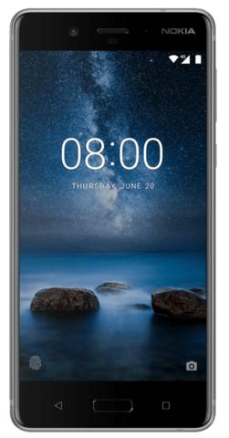 Nokia 8 Snapdragon 835€ solo 299€