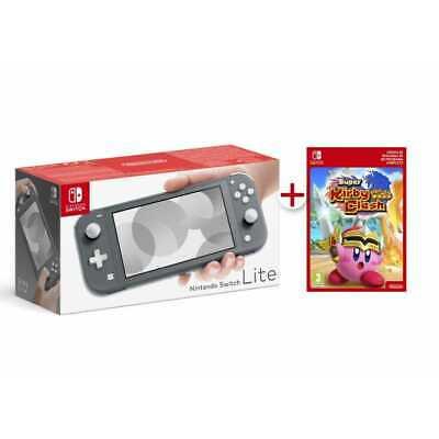 Nintendo Switch Lite + Super Kirby Clash Ebay