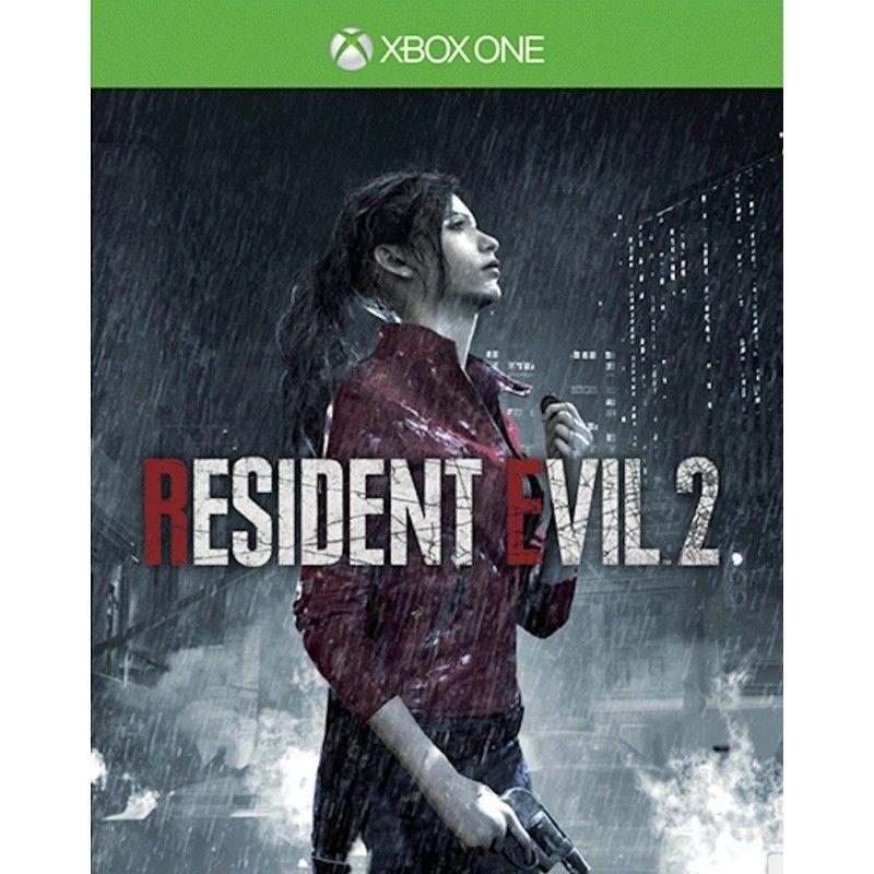 Resident Evil 2 Remake Lenticular Edition