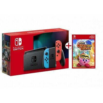 Nintendo Switch NUEVO MODELO 2019 Tienda española Ebay