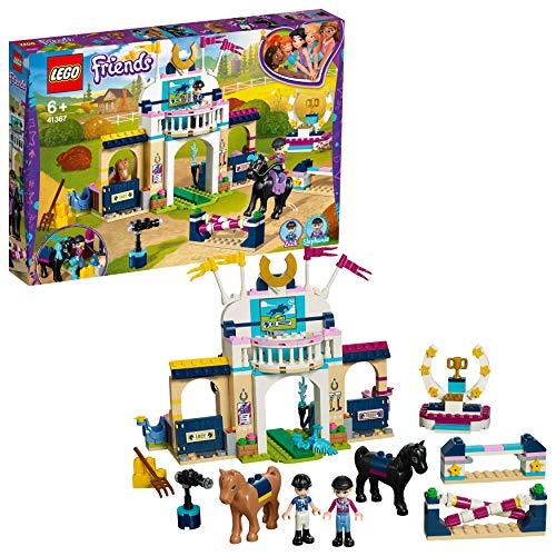 LEGO Friends - Concurso de Saltos de Stephanie