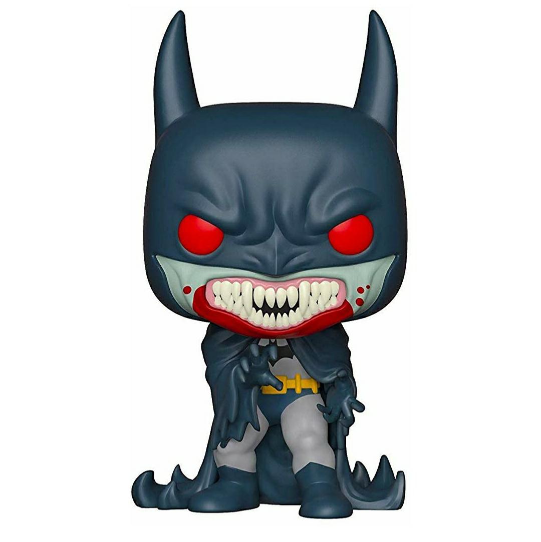 Funko- Pop Figura de Vinilo: Held 80th-Red Rain Batman