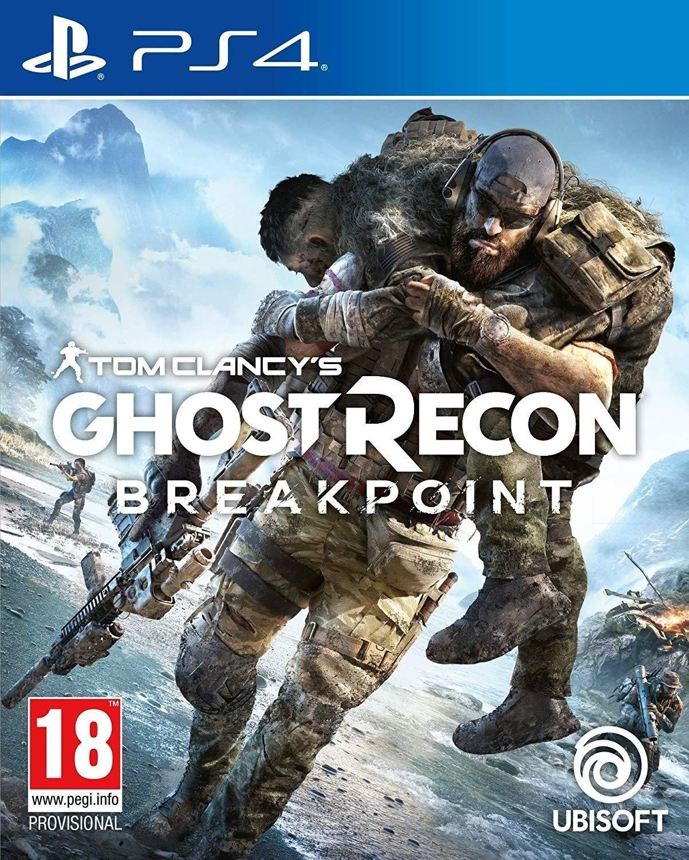 Ghost Recon Breakpoint PS4 - Mínimo de lanzamiento