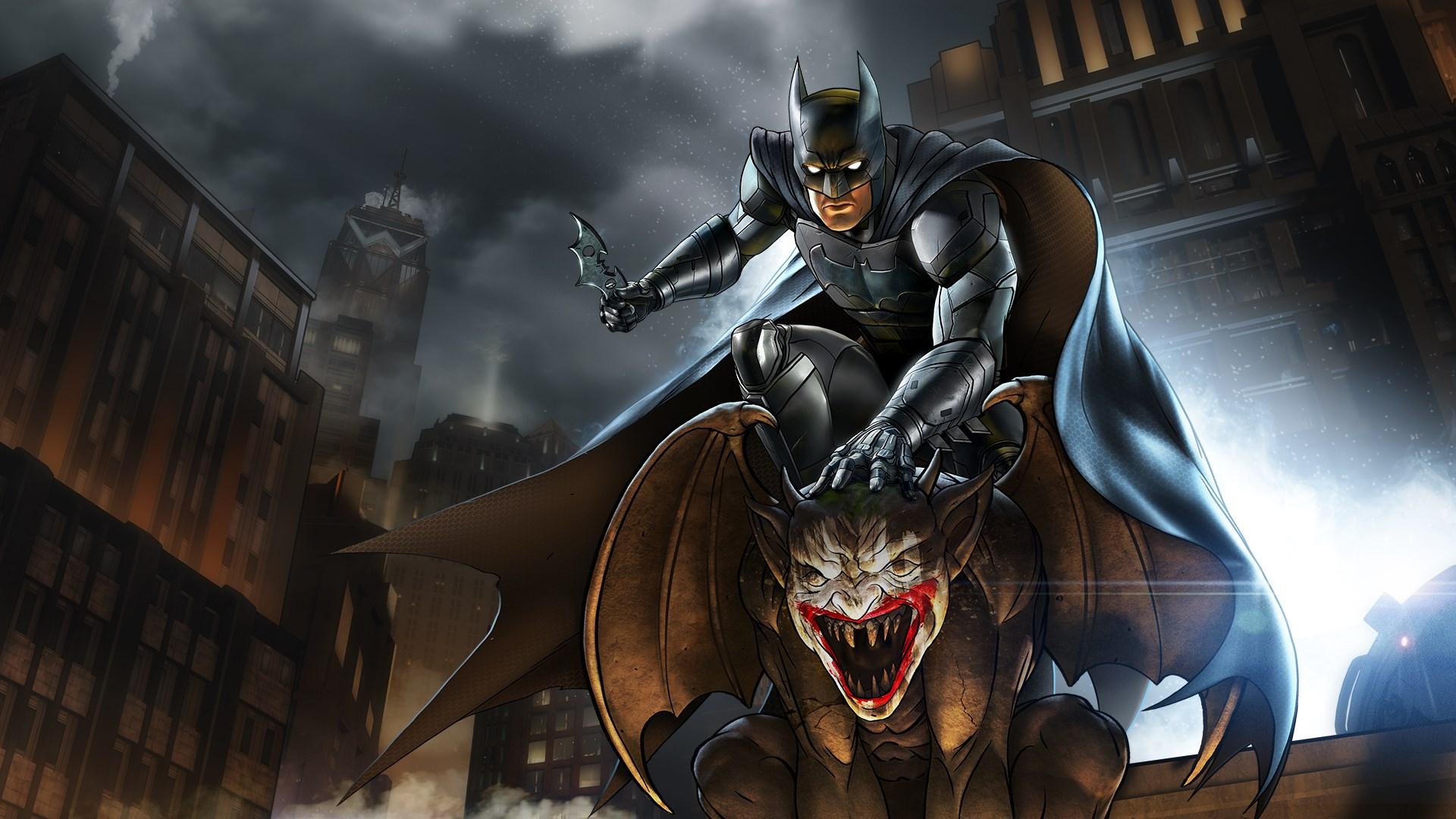 Batman: The Enemy Within - The Telltale Series EP1 GRATIS En la Tienda de Microsoft