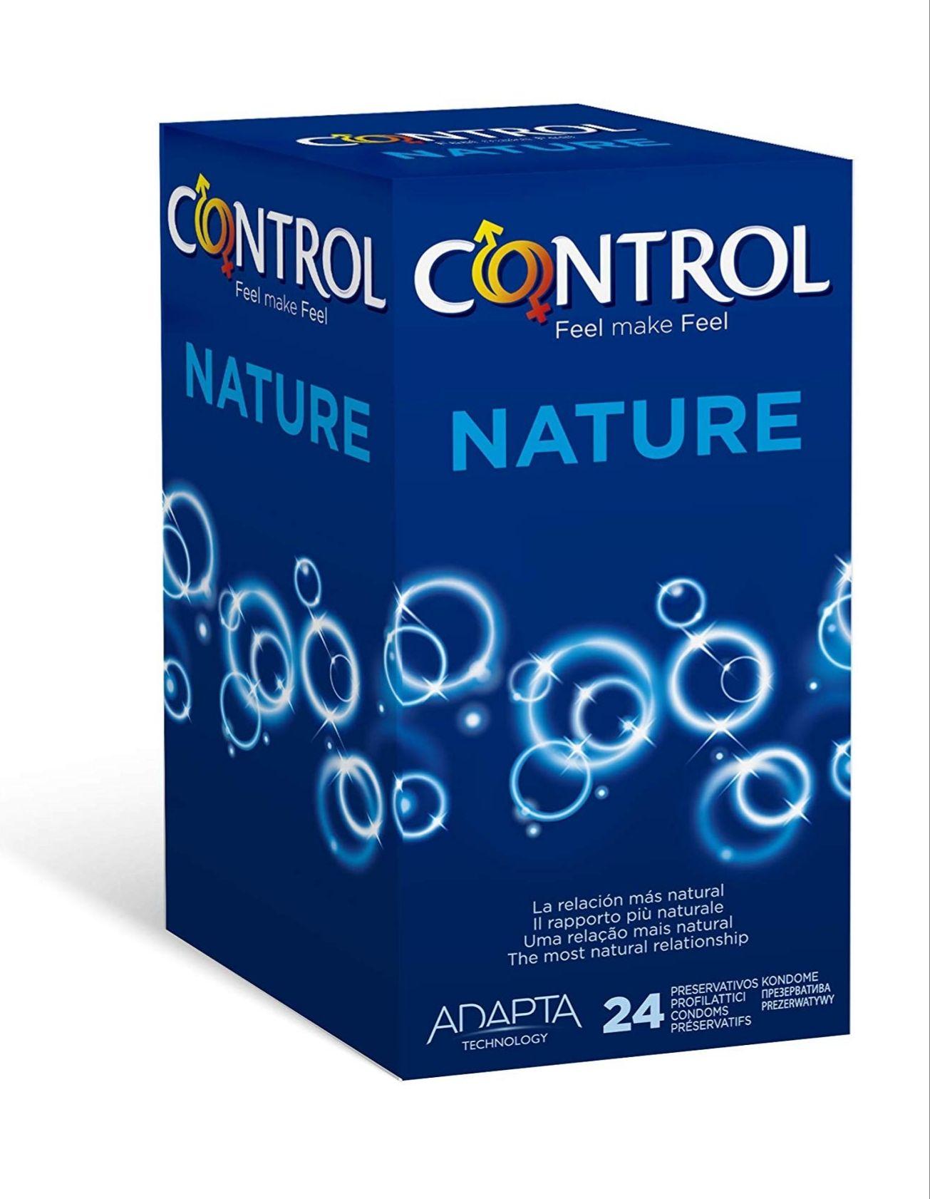 Control Nature Preservativos - Pack de 24