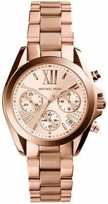 Reloj Michael Kors Bradshaw cronógrafo para mujer