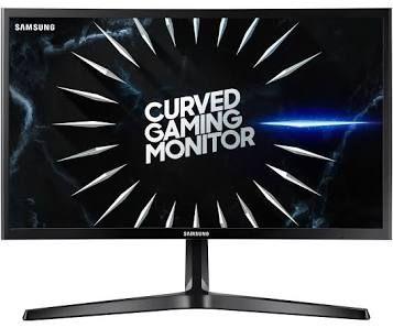 "Monitor Gaming Curvo SAMSUNG - 144h / 4ms / 24"" / FHD"