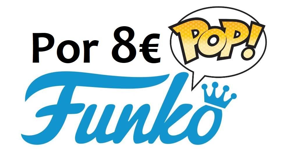 Recopilacion Funkos por 8€