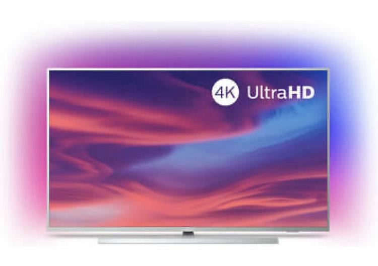 "Smart Tv Philips 58"" 4K ULTRA HD por 619€"