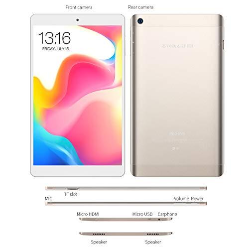 "Tablet PC, TECLAST P80 Pro Quad Core 8"" FullHD 3GB de RAM 32GB"