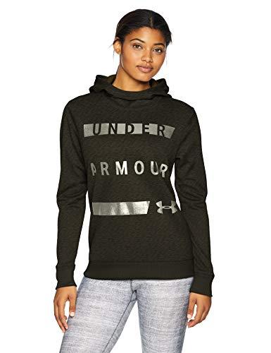 Under Armour - Sudadera de Forro Polar para Mujer Talla XS