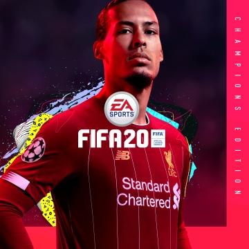 Actualización de FIFA 20 a Champions Edition | PS4