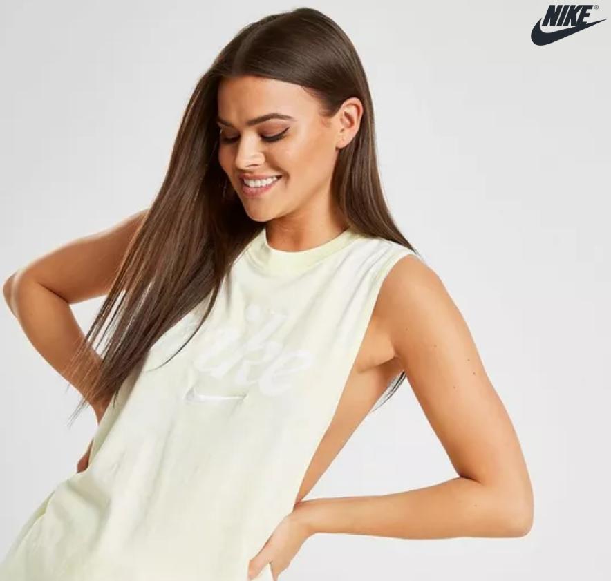 Camiseta para mujer Nike