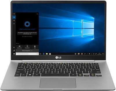LG Gram 13Z980-GAA50B, i5, 8 GB, 128 GB SSD, 1 KG