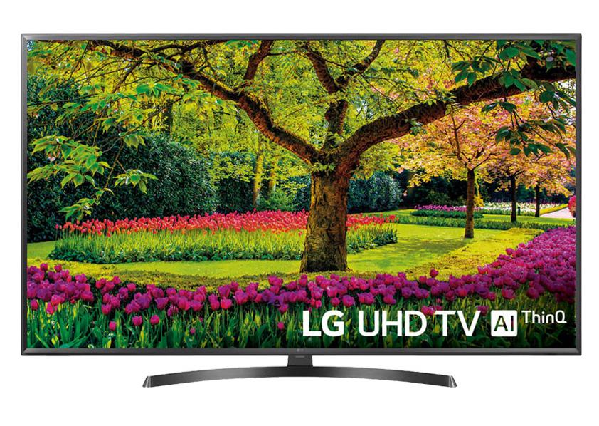 "Televisión LG 65"" 65UK6470PLC 4k!"