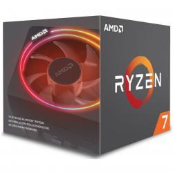 Ryzen 7 2700X ocho núcleos 4.300 MHz.