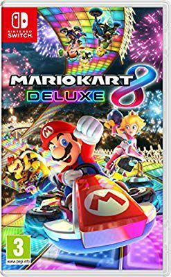 Mario Kart 8 Deluxe (Nintendo Swtich)