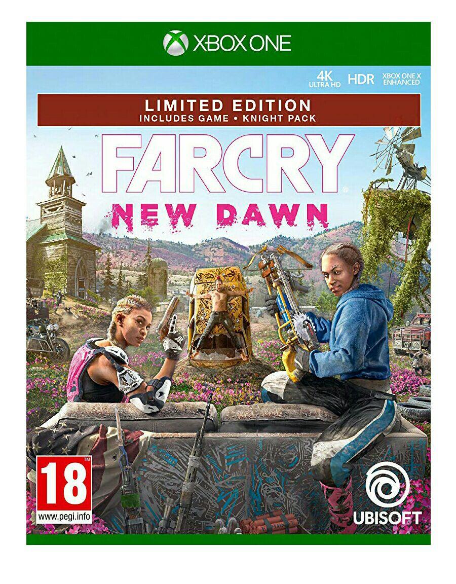 Far Cry New Dawn XBOX ONE (Edición Exclusiva Amazon)