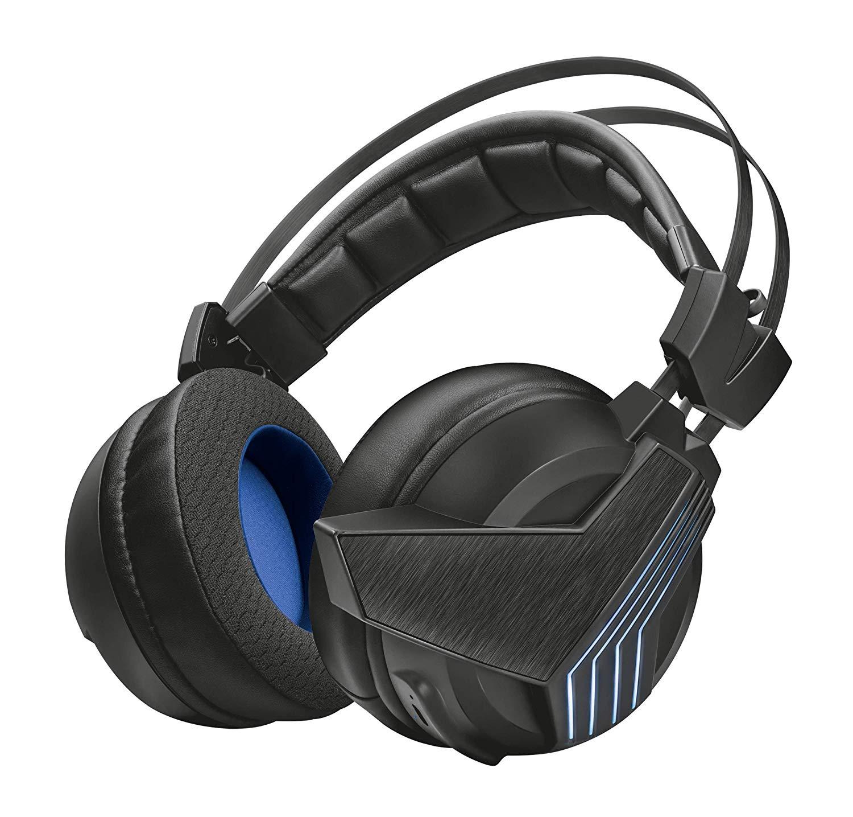 Trust Gaming GXT 393 Magna - Auriculares inalámbricos con Sonido Envolvente 7.1