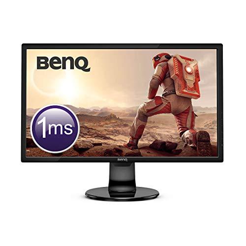 "BenQ GL2460BH – Monitor 24"" 1ms, 75Hz, altavoces, Eye-care,Flicker-free,"