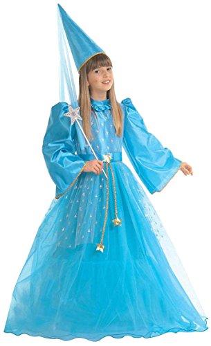 Disfraz de cuento de hadas infantil, talla 7 años