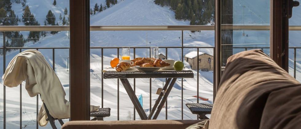 DICIEMBRE Finde de semana en Andorra en Aparthotel 4* por 44€ por persona