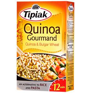 Quinoa TIPIAK paquete de 400 G