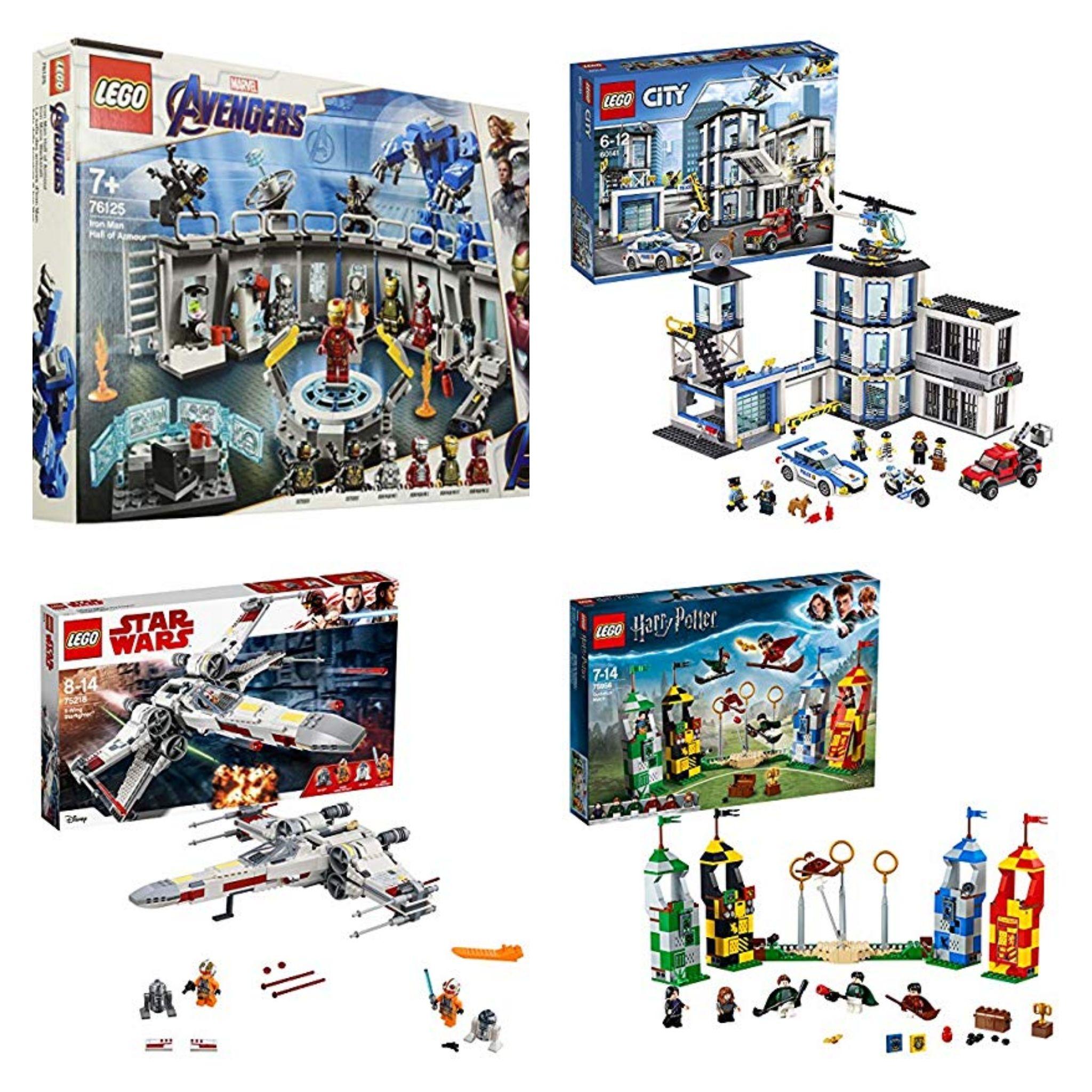 Descuento en varios sets de Lego