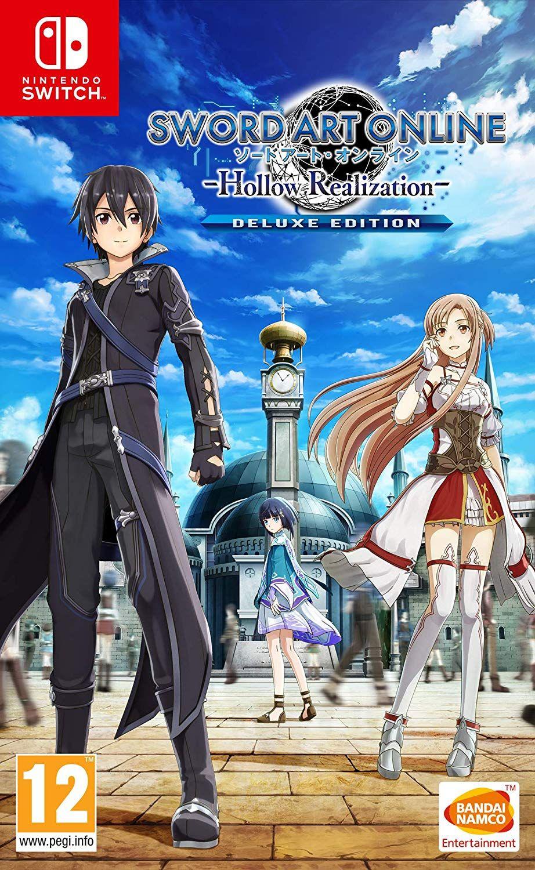 Sword Art Online: Hollow Realization - Deluxe Edition  (Nintendo switch)