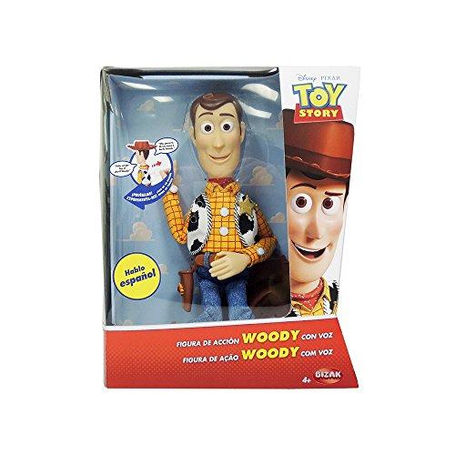 Figura de Woody, articulada con voz en español 36,57€