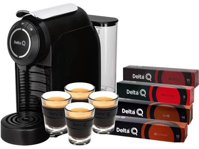 Cafetera Delta Q Evolution