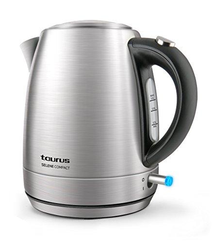 Taurus Selene Compac - Hervidor de agua de 1L con 2200W