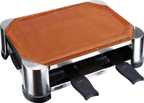 Grill Raclette Jata Terracota 500W solo 19.7€